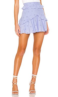 Sommer Mini Skirt                     MAJORELLE