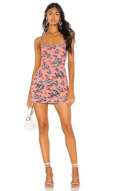 Harlow Mini Dress                     Endless Summer