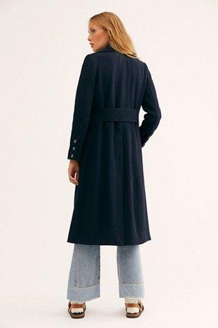 Brixton Overcoat