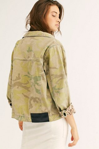 Safari Camo Bandits Jacket