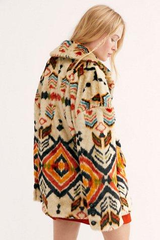 Carmella Fur Coat