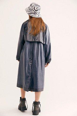 Trinity High Shine Coat