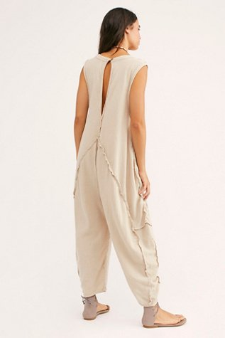 Hot Fun Jumpsuit