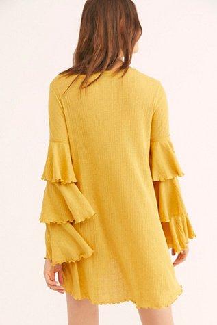 Seashore Mini Dress