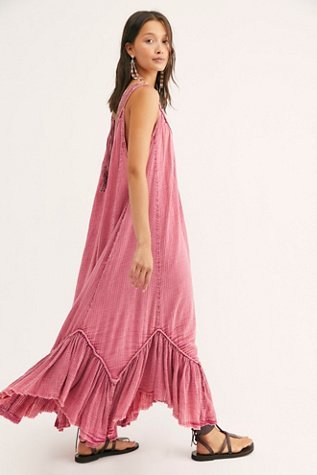 Dreams Of Bali Maxi Dress