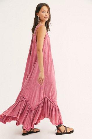 Dreams Of Bali Maxi Dress