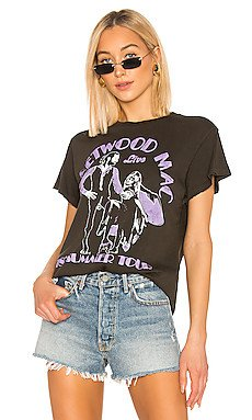 Fleetwood Mac \'78 Summer Tour Tee                     Madeworn