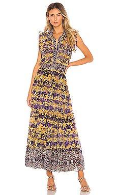 X REVOLVE Trina Dress                     MISA Los Angeles