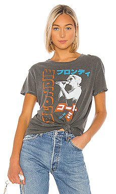 Blondie Tee                     Junk Food