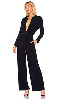 x REVOLVE Shirt Straight Leg Jumpsuit                     Norma Kamali