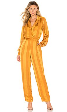 X REVOLVE Margot Jumpsuit                     House of Harlow 1960