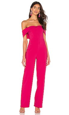 Danica Jumpsuit                     Lovers + Friends