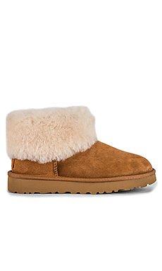Classic Mini Fluff Boot                     UGG