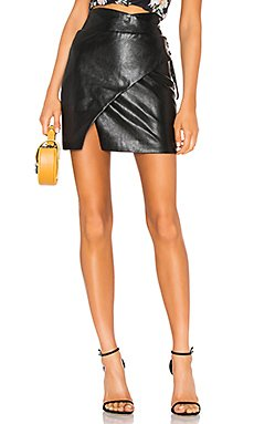 Hyperion Mini Skirt                     MAJORELLE