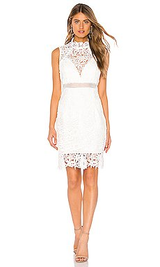 Paris Lace Dress                     Bardot