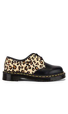 1461 Leopard Oxford                     Dr. Martens