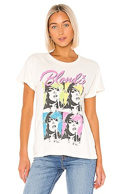 Blondie Pop Poster Tour Tee                     DAYDREAMER
