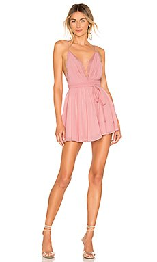 x REVOLVE Justin Mini Dress                     Michael Costello