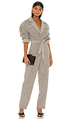 The Solange Jumpsuit                     L\'Academie
