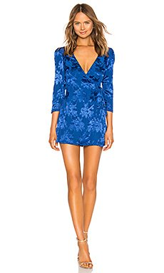 Bedford Mini Dress                     MAJORELLE
