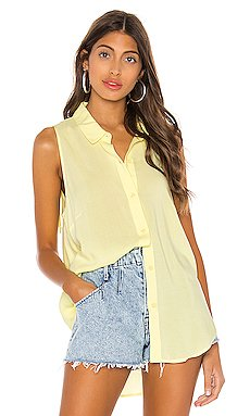Tie Back Sleeveless Top                     BCBGeneration