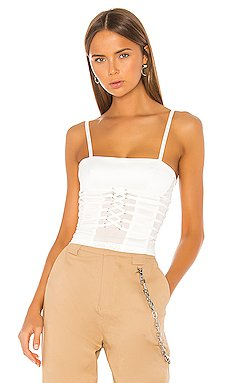 Angelica Corset Top                     I.AM.GIA