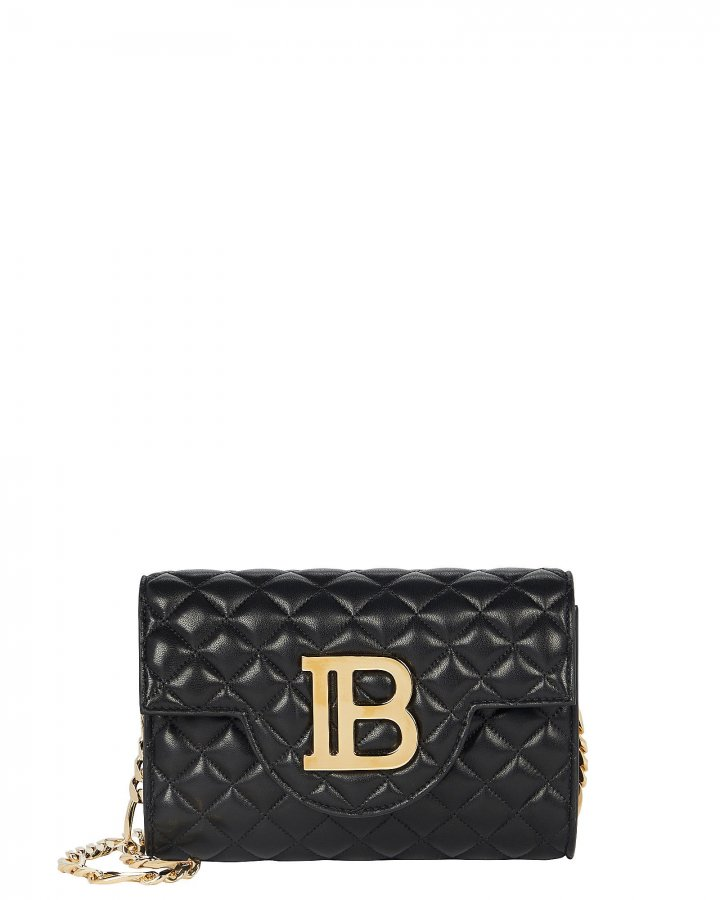 Bbag Quilted Leather Mini Bag
