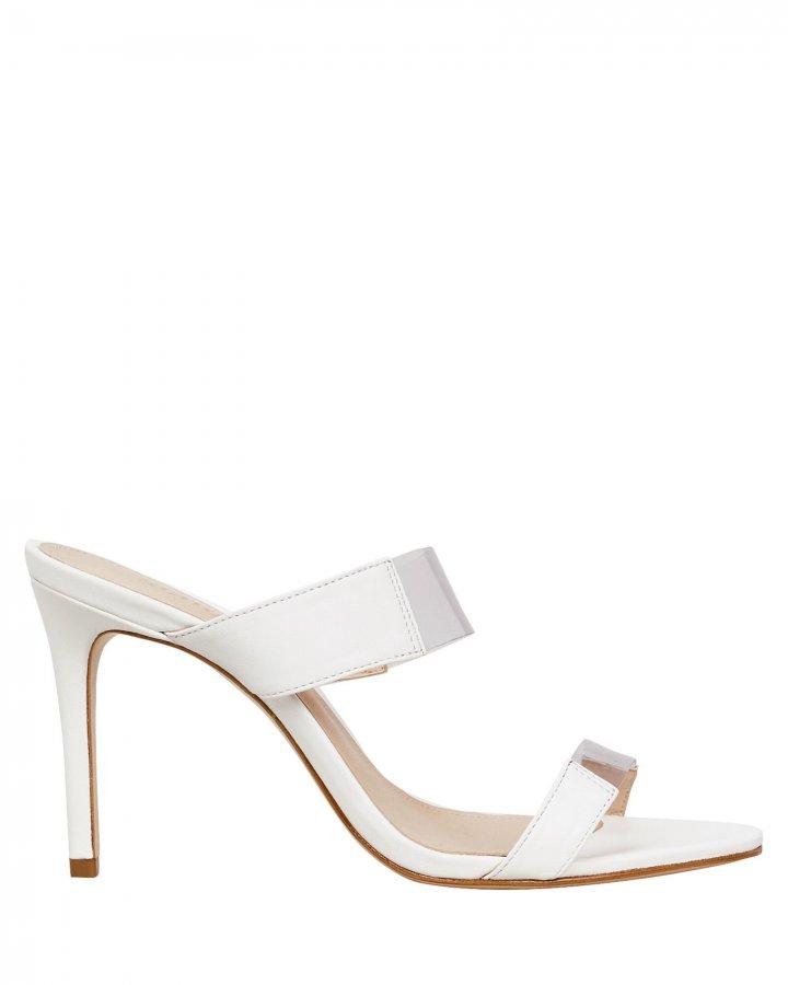 Adinna PVC Strap Sandals