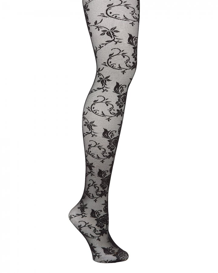 Charming Lace Tights