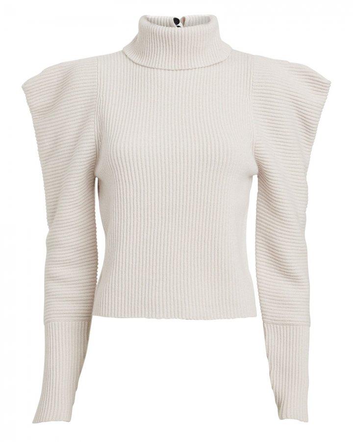 Maura Wool-Cashmere Sweater