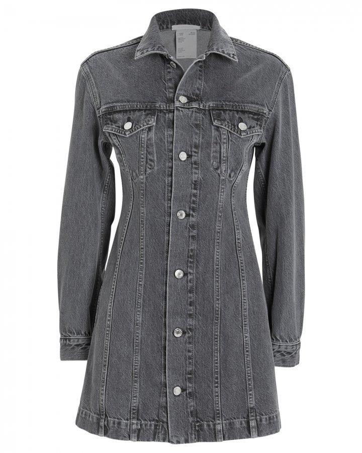 Femme Denim Mini Dress