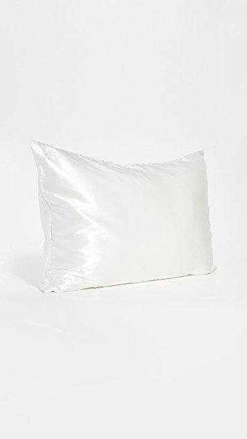 White Queen Pillow Case & Pink Sleep Mask