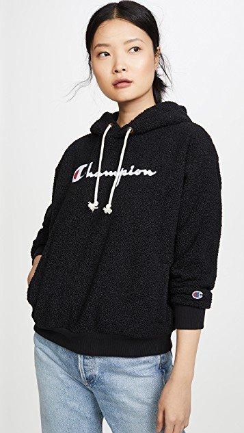 Big Script Lamb Sweatshirt