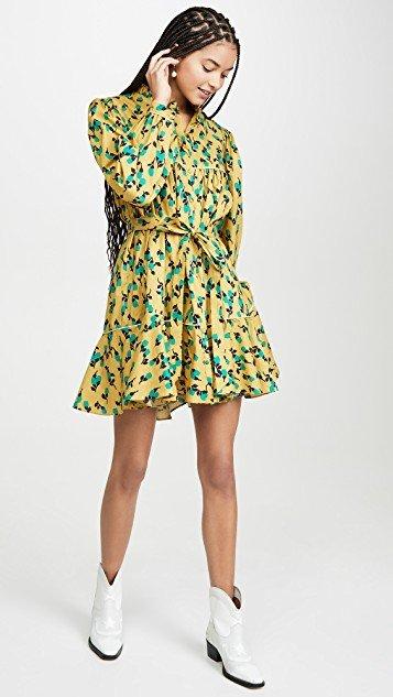 Drew Romantic Mini Dress