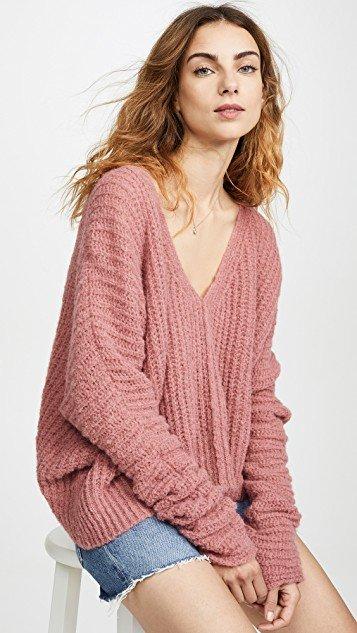 Moonbeam Alpaca Sweater