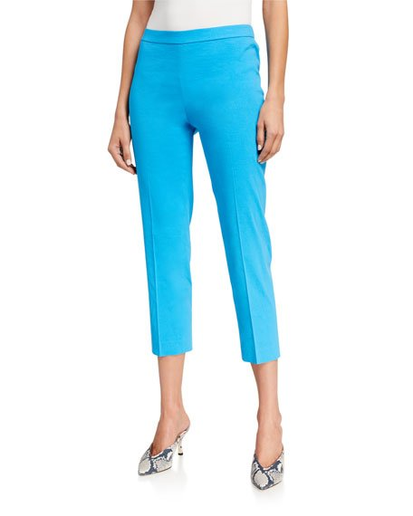Eco Crunch Wash Basic Pull-On Pants