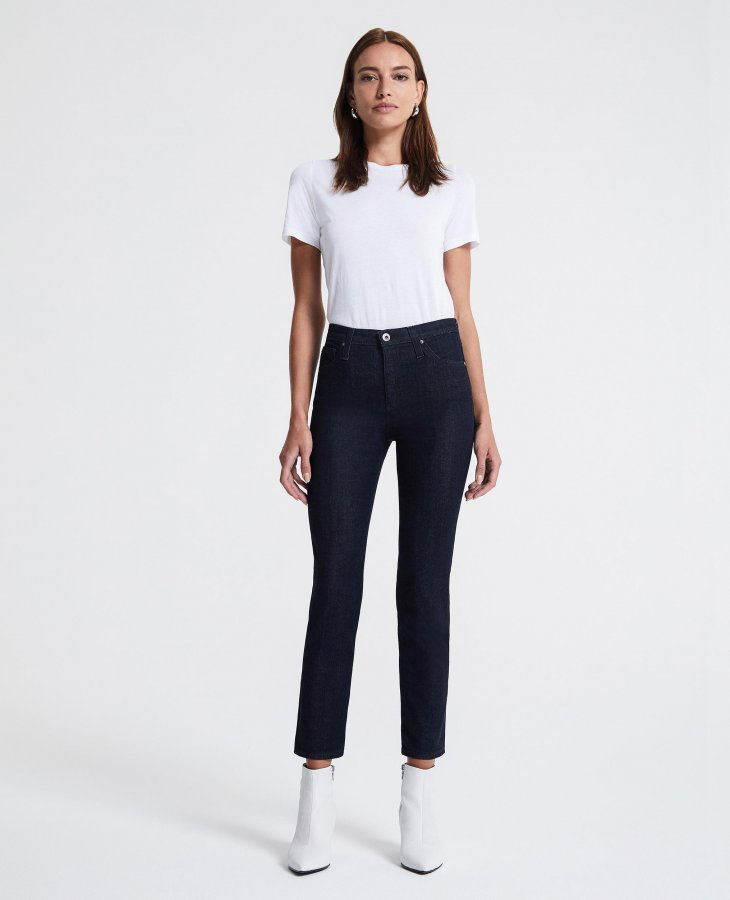 The Isabelle in Indigo Winter   AG Jeans Official Store