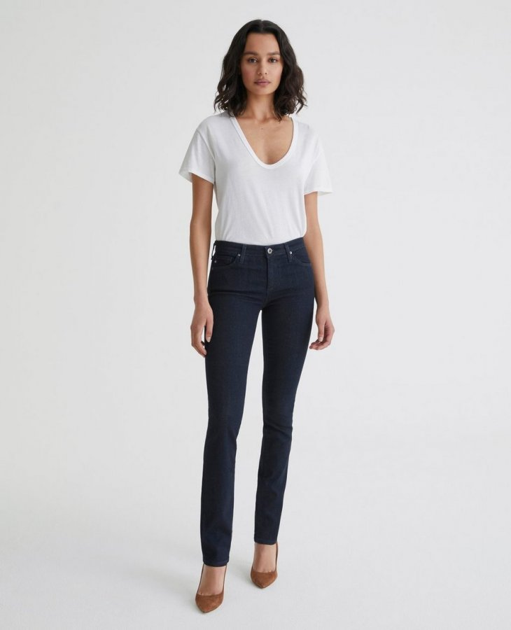 The Harper in Indigo Winter   AG Jeans Official Store