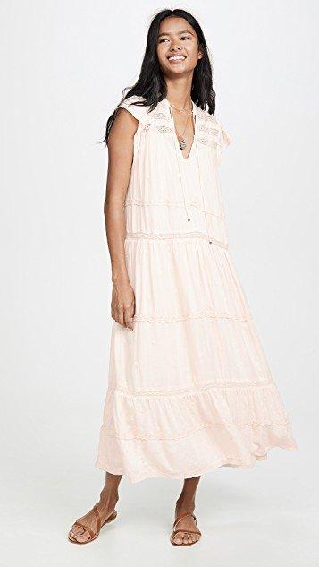 Midnight Midi Dress