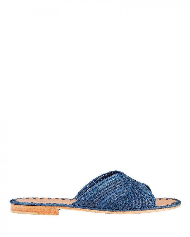 Salon Miste Raffia Sandals