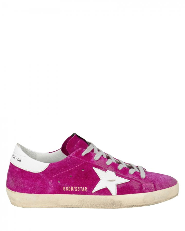 Superstar Suede Low-Top Sneakers