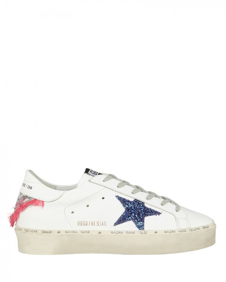 Hi Star Bandana Low-Top Sneakers