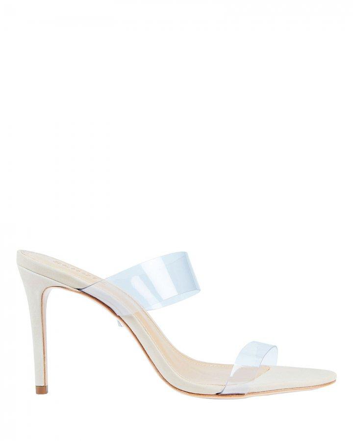 Ariella PVC Strap Sandals