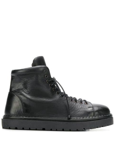 Marsèll Flatform lace-up Boots - Farfetch
