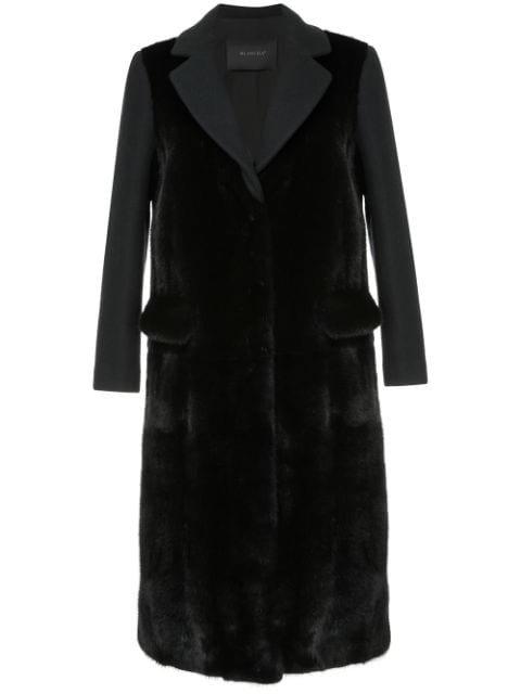 Blancha Long Winter Coat - Farfetch