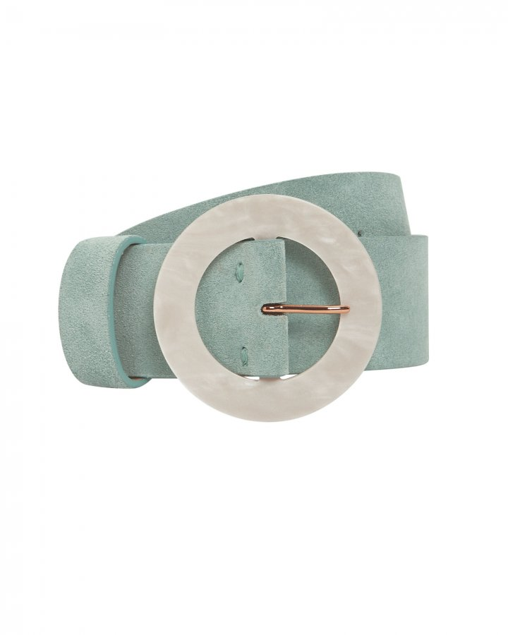 Louise Suede Belt