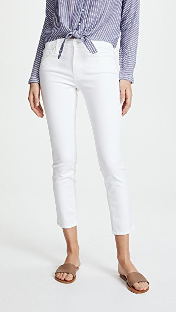 Looker Crop Skinny Jeans