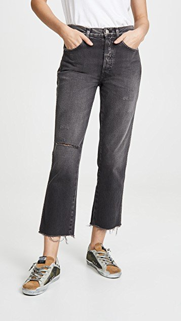 Loverboy Relaxed Straight Jeans