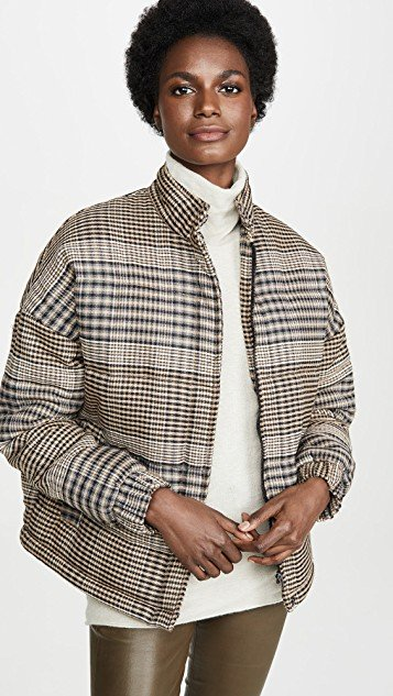 Scale Check Jacket