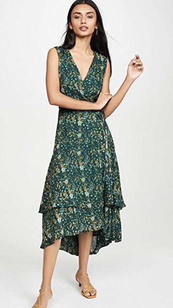 Beringhouse Floral Filippa Dress